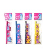 SET ESCOLAR PONIES COLORES - 15622