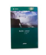 BLOCK PAPEL OBRA AVON LISO OFICIO 80hj.  (x1)