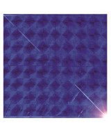 ROLLO PVC MURESCO HOLOGRAFICO AZUL 8010/6 45cm.x10mts.