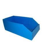 ESTUCHE PLAST.CORRUGADO N*3 -11x30x15cm.