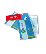 MAPAS ALFA  T/CARTA.EUROPA POL.-BLOCK.x40  (x1)