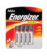 PILA ENERGIZER AAA - BLISTER x 4 Un.