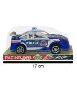 AUTO POLICIA SD15551 5288 EN BURBUJA 17cm. -7584/SD15551  (x1)