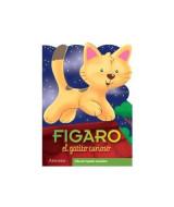 LIBRO DE CUENTOS FIGARO EL GATO CURIOSO T/FL.8 PAG.14x19cm.  (x1)