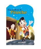 LIBRO CLASICOS BABY LAS AVENTURAS DE PINOCHO T/F.8 PAG.9x13c  (x1)