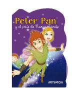 LIBRO CLASICOS BABY LAS PETER PAN T/F.8 PAG.9x13cm.  (x1)