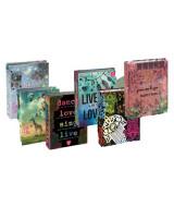 CARPETA CARTONE LIVE & LOVE A4 2an.x40mm.- LAL4772  (x1)