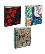 CARPETA CARTONE DESIGUAL N*3 3an.x40mm.- DSG4737