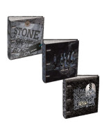 CARPETA CARTONE STONE PREM.N*3 3an.x 40mm.- STN4700