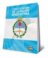 CONSTITUCION NACION ARGENTINA 14x20cm.40 PAG.-987280005-5