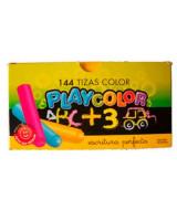 TIZAS PLAYCOLOR COLOR - CAJAx144  (x1)
