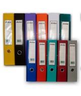 REGISTRAD.CENTAURO/AVIOS PVC OFICIO AMARILLO  (x1)