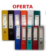 REGISTRAD.CENTAURO/AVIOS PVC A4 L.ANG.VERDE  (x1)