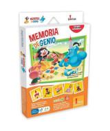 JUEGO DE MESA MEMORIA DE GENIO 25x20cm. - 752  (x1)