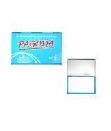 ALMOHADILLA METALICA P/SELLOS PAGODA N* 2 13x7cm.  (x1)