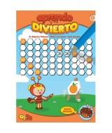 LIBRO APRENDO Y ME DIVIERTO - NUMERO 1  (x1)