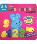 LIBRO DE CUENTOS LOS MAS PEQUEÑOS - NUMEROS  (x1)