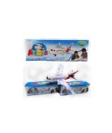 AVION AIRBUS C/SONIDO Y LUCES COME ON GO 19cm.- 777-30 F8065  (x1)