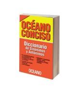 DICCIONARIO OCEANO CONCISO SINONIMOS Y ANTONIMOS 3508