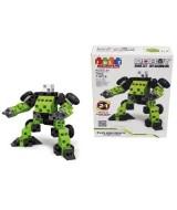 ROBOT PARA ARMAR, BLOCK x71 PIEZAS 22cm.EN CAJA - 67147  (x1)