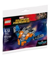 LEGO SUPER HEROES THE MILANO 30449  (x1)