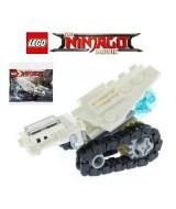 LEGO NINJAGO ICE TANK MICRO BUILD 30427  (x1)