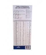 TABLA PERIODICA DE LOS ELEMENTOS - PAQ.x10 Un.