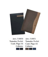 AGENDA 2019 KATANA POCKET S.VISTA 518850/518851  (x1)