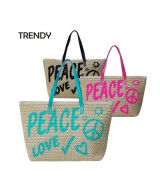 CANASTO PLAYERO LOVE TRENDY -  26019  (x1)