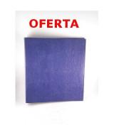 CARPETA CARTONE ARAÑA AZUL 3an.x 40mm.5508  (x1)